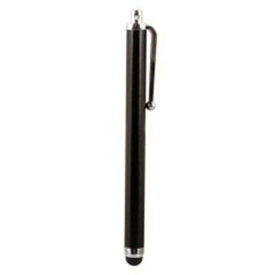 Stylus Pen with Rubber Tip - Black  STYLUSBLK