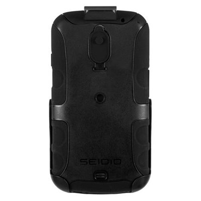 Samsung Compatible Seidio Convert Case and Holster Combo - Black  BD4-HKR4SSGNL