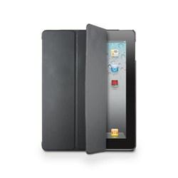 Apple Compatible Marware MicroShell Folio Case - Black  AHMF11
