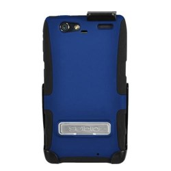 Motorola Compatible Seidio Active Case and Holster Combo with Kickstand - Royal Blue  BD2-HK3MTRMK-RB