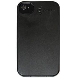 Apple Compatible Nite Ize BioCase - Black  BIO-IP4-01