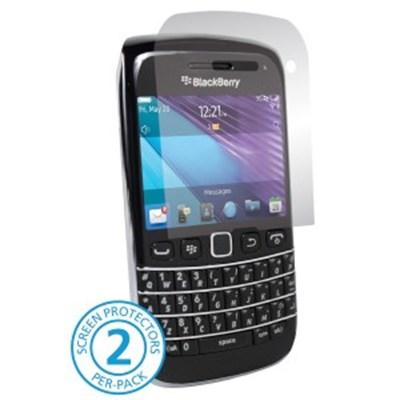 Blackberry Compatible ScreenGuardz UltraTough Screen Protector - Gel Apply BZ-UBB9-0112F