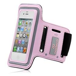 Naztech Sports Armband - Pink 11944NZ
