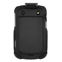 Blackberry Compatible Seidio Surface Extended Combo Case and Holster - Black  BD2-HR5BB9900X-BK