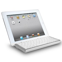 Naztech N1000 Universal Bluetooth Keyboard - White N1000-11975