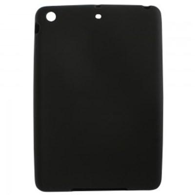 Apple Compatible Silicone Cover - Black  SILIPADMINIBK