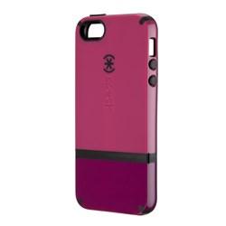 Apple Compatible Speck CandyShell Flip Case - Pink and Black  SPK-A0663