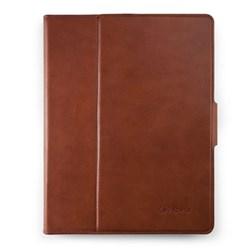 Apple Speck WanderFolio Luxe Leather Folio - Cognac and Cream  SPK-A1291
