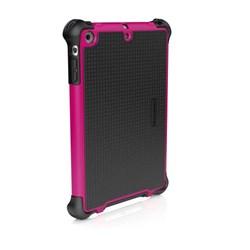 Apple Ballistic Tough Jacket (TJ) Case - Black and Pink  TJ1015-M365