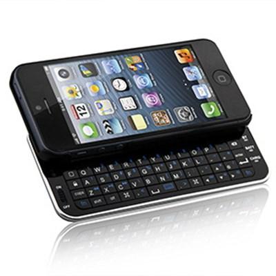 Apple Compatible Naztech Ultra-thin Bluetooth Slideout Keyboard 12180NZ