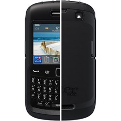 Blackberry Otterbox Defender Rugged Interactive Case and Holster - Black  77-19291