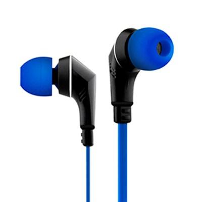 NoiseHush NX80 Handsfree Stereo 3.5mm Headset - Blue and Black  NX80-11904