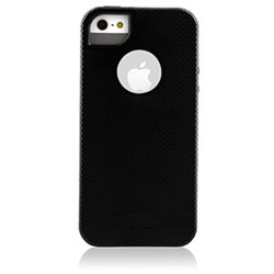 Apple Comaptible HyperGear Freestyle SnapOn Cover - Black on Black 12278-HG