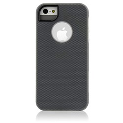 Apple Compatible HyperGear Freestyle SnapOn Cover - Grey and White 12279-HG
