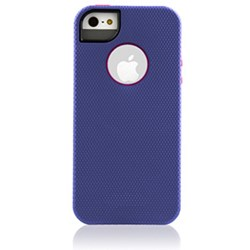 Apple Compatible HyperGear Freestyle SnapOn Cover - Violet and Purple 12280-HG