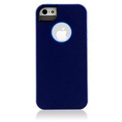 Apple Compatible HyperGear Freestyle SnapOn Cover - Blue and Royal Blue 12281-HG