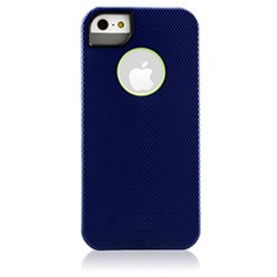 Apple Compatible HyperGear Freestyle SnapOn Cover - Purple and Green 12282-HG