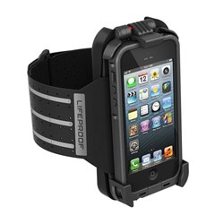 Apple Compatible LifeProof fre Case Armband - Black  1359-LP