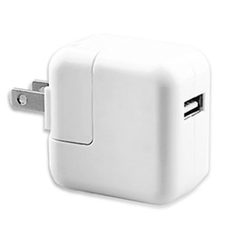 Eco 2.1 Amp USB Wall Charger  - White 12270-NZ
