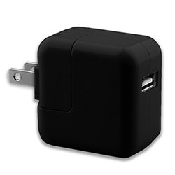 Eco 2.1 Amp USB Wall Charger - Black 12271-NZ