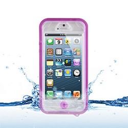 Apple Compatible Naztech Vault Waterproof Cover - Pink 12577-NZ