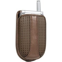Velocity Case - Brown Tall    02599SIG  (OS)