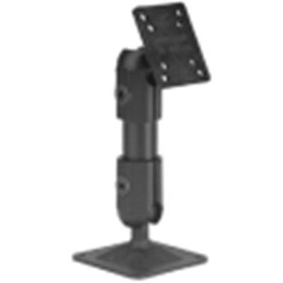 Slimline 2000 Pedestal Mount with Set Screws and Small Foot - 9 inch