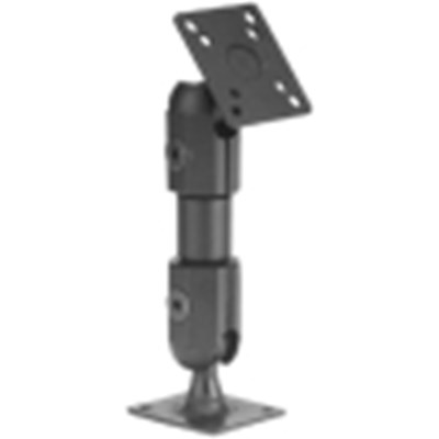 Slimline Pedestal Mount with Set Screws and Small Foot  - 9 inch