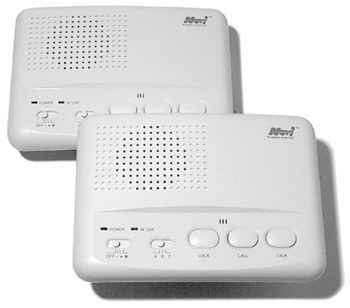 Westinghouse 3 Channel Intercom System (WI-3P)