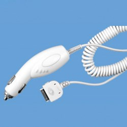 Apple Compatible Mini Compatible Standard Car Charger   BEIPODPIR